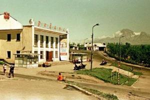 Кинотеатр «Родина» фото 1958-1980 годов