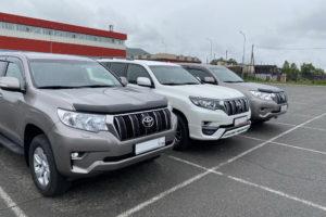 Новый автопрокат и VIP-такси на Камчатке