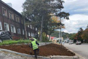 Ключевская улица в Петропавловске станет более эстетичной и ухоженной