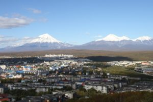 Петропавловск-Камчатский и Чита могут стать городами-побратимами