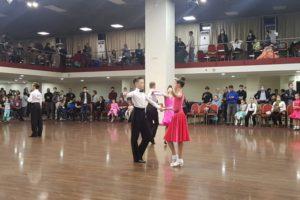 Юные танцоры из краевой столицы достойно выступили на Всероссийских соревнованиях