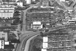 Район 4-го километра, 1960—1965