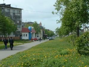 Улица Тушканова