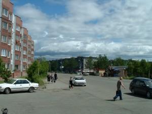 Проспект Рыбаков
