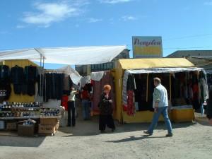 Рынок возле ЦУМа